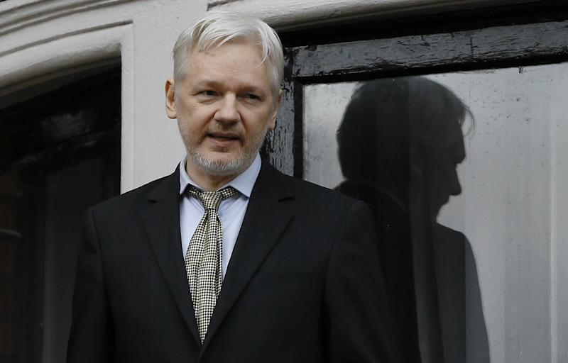 Text of Swedish prosecutor's decision to drop Assange probe