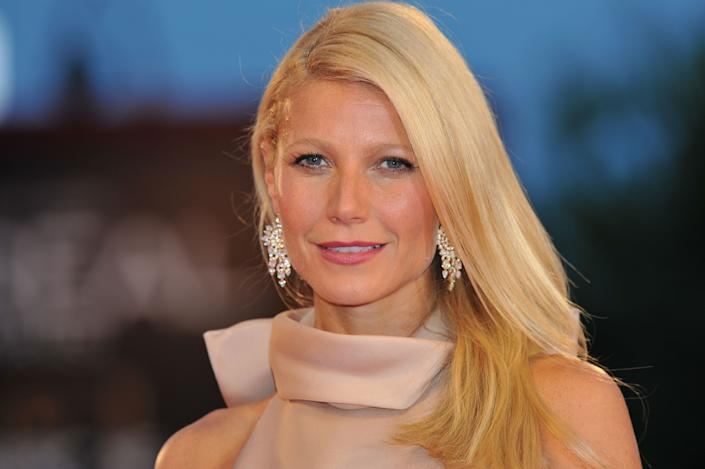 """Gwyneth Paltrow attends the """"Contagion"""" premiere during the 68th Venice Film Festival on Sept. 3, 2011. (Photo: Pascal Le Segretain via Getty Images)"""