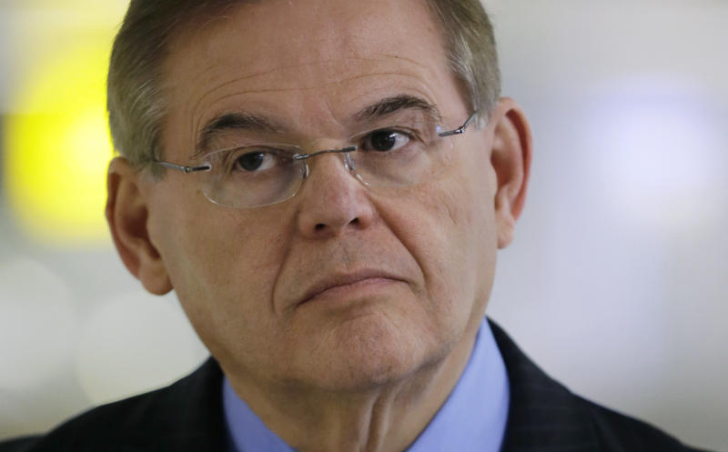 In Menendez's troubles, echoes of past scandals