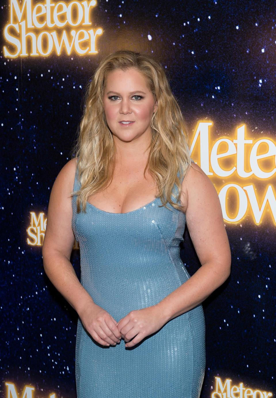 """Amy Schumer's new film """"I Feel Pretty"""" has not been universally well-received. (Photo: Getty Images)"""