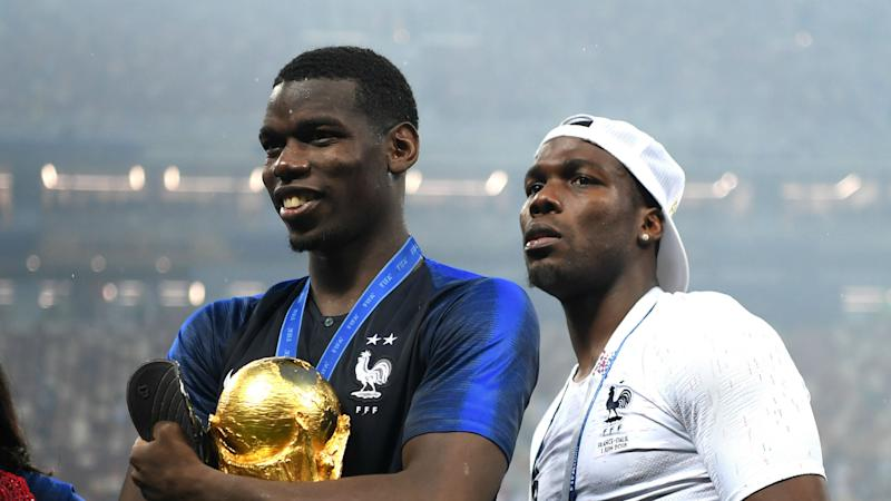 Paul Pogba's brother claims Man Utd star wants out