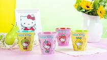 <p>Level up their bar setup with these colorful <span>Hello Kitty Nesting Drinkware Set </span> ($30). It's such a cute find for those who have an extensive shot glass collection. It comes in a set of four and are dishwasher safe. </p>