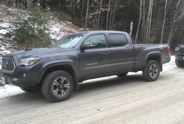 The Ottawa Police Service is warning owners of high-end Toyota or Lexus SUVs and trucks, like the one pictured above, that they've been dealing with a rash of thefts since 2020.