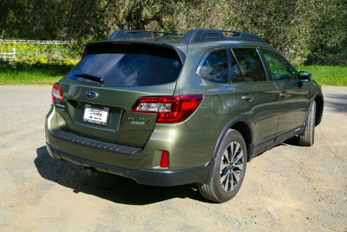 2015 subaru outback limited review longterm test introduction. Black Bedroom Furniture Sets. Home Design Ideas