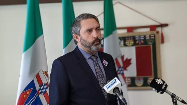 Premier Sandy Silver says the Yukon government isn't waiting for money to flow from the federal government. (Chris Windeyer/ CBC - image credit)