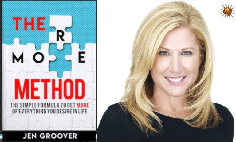 Jen Groover Spills The Beans On Her New Book The MORE Method & Talks About Entrepreneurial Mindset