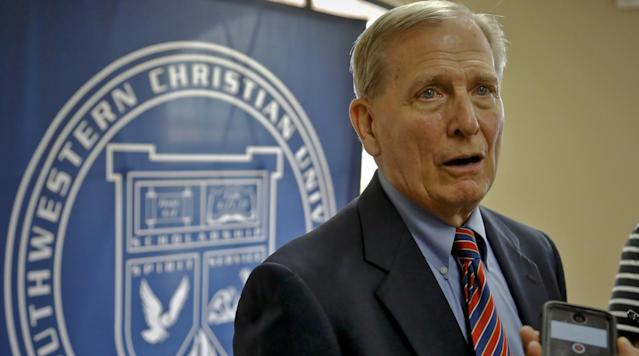 """<p>Former Baylor head coach Dave Bliss, who received a ten-year ban from the NCAA in 2005, has been hired by Calvary Chapel Christian High School (Nev.) to be its basketball coach and athletic director. </p><p>Bliss resigned form Baylor in 2003 after internal and NCAA investigations into the murder of his former player, Patrick Dennehy, who was killed by teammate Carlton Dotson. Dennehy's girlfriend told officials that Bliss paid part of Dennehy's and Dotson's tuitions, a flagrant NCAA violation. Bliss was also allegedly aware of widespread drug use among his players and did not report failed drug tests to authorities.</p><p>After his resignation, one of Bliss' former assistants presented authorities with an audio recording in which Bliss encourages assistants to corroborate his assertion that Dennehy was a drug dealer, a claim he made without evidence to create doubt as to where Dennehy's tuition came from. Shortly thereafter, he was issued a ten-year ban by the NCAA. </p><p>Bliss was hired by NAIA school Southwestern Christian University, but the Baylor scandal followed him there. In April of this year, Showtime's documentary """"Disgraced"""" revealed more audio of Bliss smearing Dennehy's character. He resigned from Southwestern Christian shortly after the documentary's release. </p><p>I understand that bringing in a former NCAA Division I coach can be attractive to a high school, and it might bring in a player or two who wouldn't otherwise attend. There's also the possibility that Bliss has learned from his terrible lapses in judgment, and I'm all for second chances when the circumstances call for it. </p><p>But at Baylor, Bliss showed a blatant disregard for the wellbeing of his players many times, as well as a willingness to smear the memory of a murdered young man to save his own name. That abominable behavior is the antithesis of what coaching young men is all about, and giving this man a platform to mold young minds is a shocking decision. </p>"""