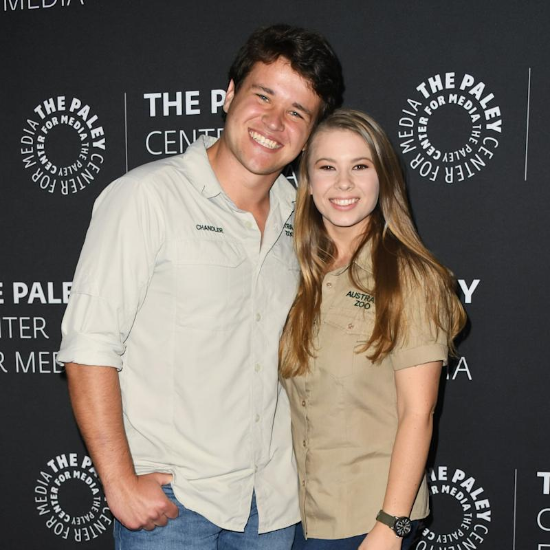 "Bindi Irwin Shares That Her Dad Will Be a ""Big Part"" of Her Upcoming Wedding Day"
