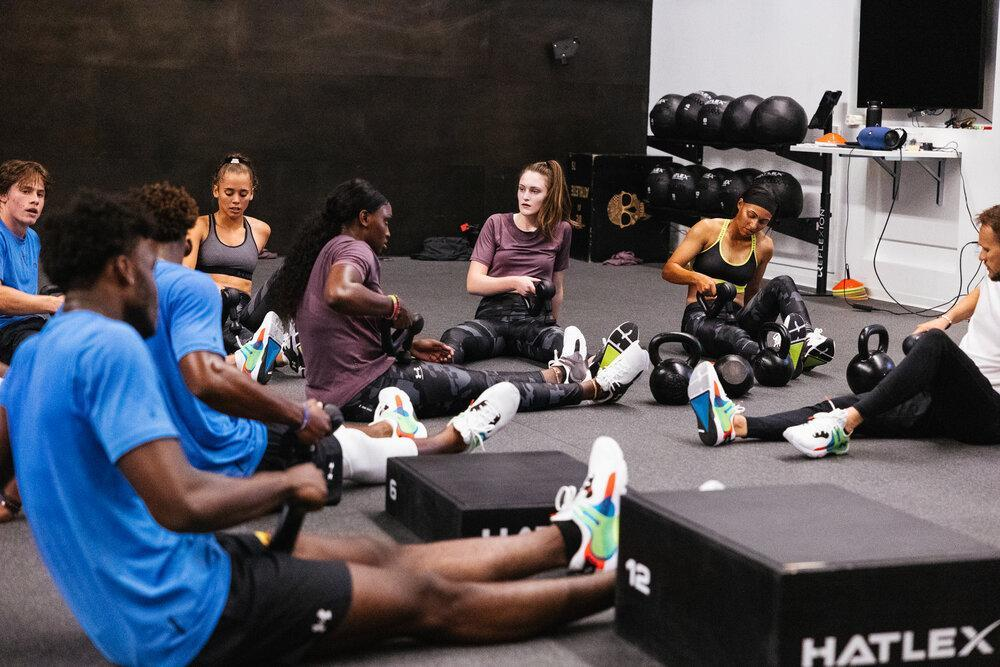 The Workout is a part of UA Next, Under Armour's revamped youth sports strategy set to unveil in the coming months. (Photo by Under Armour)