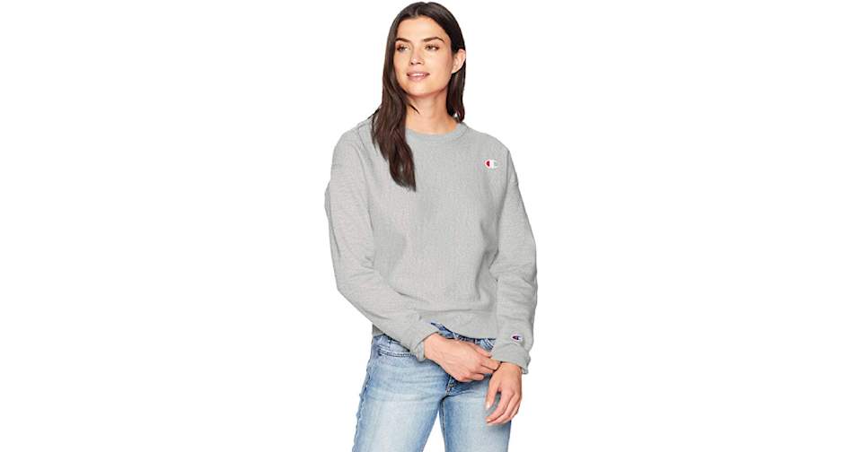 Toss your other sweatshirts. You only need this one. (Credit: Amazon)