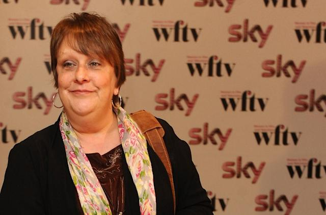 Kathy Burke has voiced her opinions of Boris Johnson's coronavirus advice. (Getty Images)