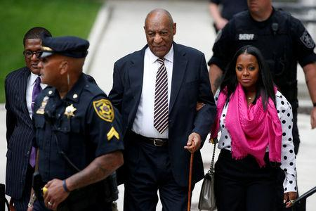 Cosby's lawyer attacks 1 accuser as sex assault trial opens