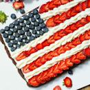 "<p>The best kinds of flags have brownies hiding underneath.</p><p>Get the recipe from <a href=""http://spicysouthernkitchen.com/brownie-flag/#_a5y_p=3904125"" rel=""nofollow noopener"" target=""_blank"" data-ylk=""slk:Spicy Southern Kitchen"" class=""link rapid-noclick-resp"">Spicy Southern Kitchen</a>.</p>"