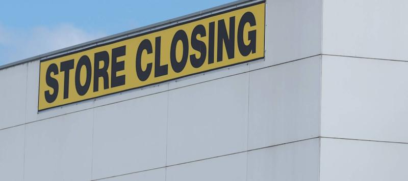 These Stores Are Most at Risk of Going Bankrupt