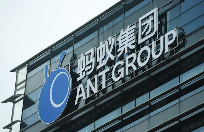 Ant's dual-listing in Hong Kong Stock Exchange and Shanghai's STAR Market got the green light from China last week. Photo: STR / AFP via Getty Images