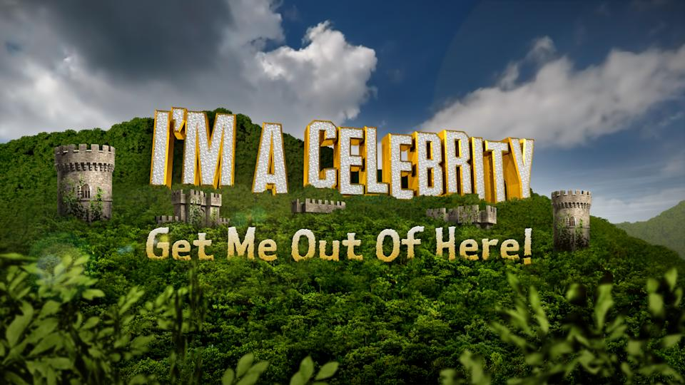 The logo for I'm A Celebrity... Get Me Out Of Here! (ITV)