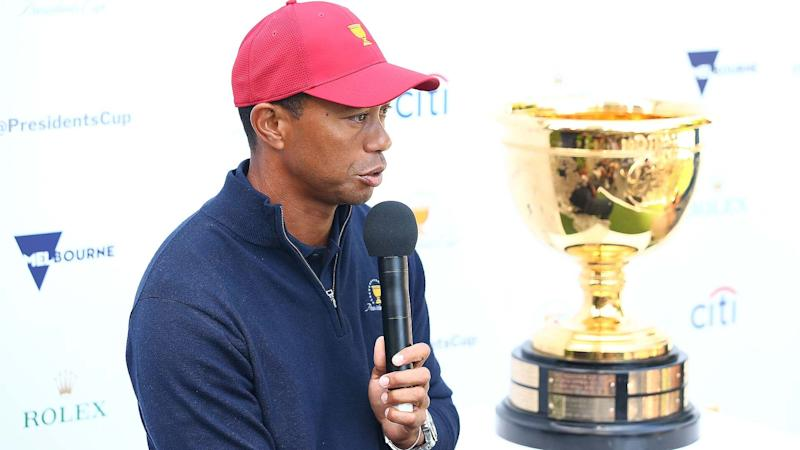 Tiger: Won't play Presidents Cup without buy