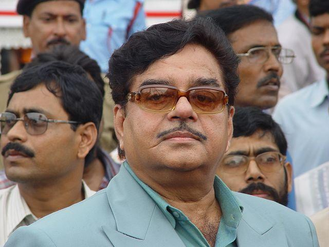 <p>One of the most successful actor-turned-politicians from Bollywood, yesteryear's villain Shatrugan Sinha entered politics in 1991 when he contested against Rajesh Khanna from a BJP ticket. Khanna won the elections, beating Sinha by 25,000 votes. Their friendship, however, took a beating and never mended. Sinha even revealed in an interview that contesting the election was the biggest regret in his life.<br /><br />In the third Vajpayee government, Sinha headed two portfolios – Health and Welfare and <span>S</span>hipping. Sinha then won the 2009 Lok Sabha elections from the Patna constituency, beating Shekar Suman, and the subsequent general elections as well. Sinha is among the few actors who have attended most sessions of Parliament. According to attendance data by PRS legislative, which tracks Parliament functioning, Sinha attended 70 percent of Lok Sabha sittings; however, he has not participated in any debate or asked any questions.<br />By Biswarup Ganguly – Own work, CC BY-SA 3.0, https://commons.wikimedia.org/w/index.php?curid=12055715 </p>