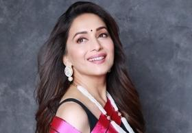 Madhuri Dixit Nene wishes for more journeys with hubby