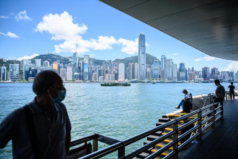 After two months of success, Hong Kong is seeing a sudden spike in virus cases