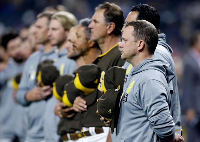 Andy Green's Firing By San Diego Padres Was A Fait Accompli