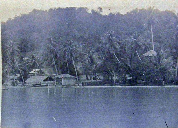 A total of five separate leprosy camps were built on various pieces of flat land on Pulau Jerejak. — Picture courtesy of Mike Gibby