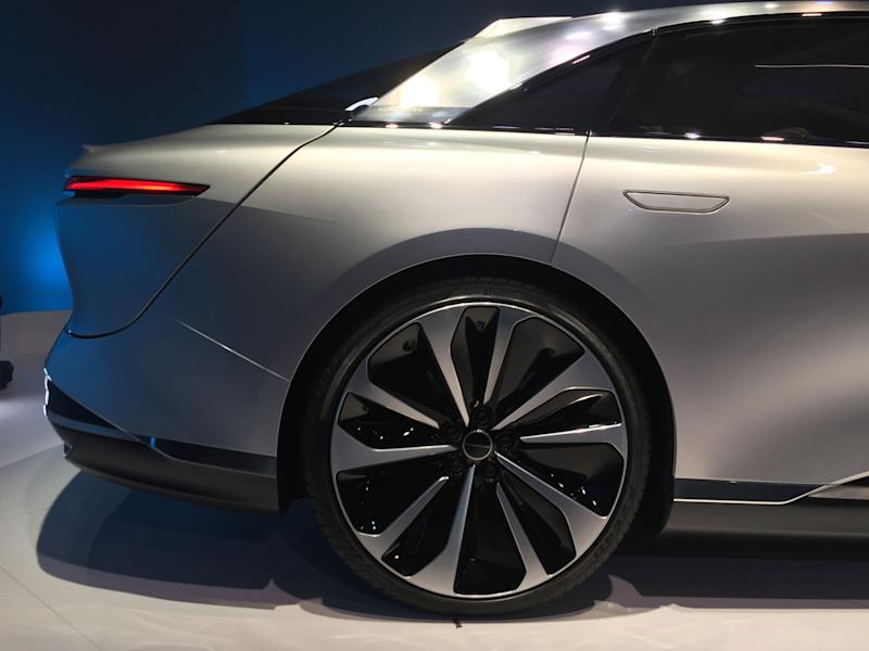 Lucid Motors Reveals Their Tesla Killer But Is It Really