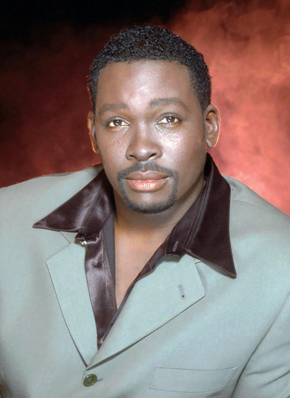 LOS ANGELES - 1997:  Actor and rapper Deezer D (Dearon Thompson) poses for a portrait in 1997 in Los Angeles, California. (Photo by Harry Langdon/Getty Images)