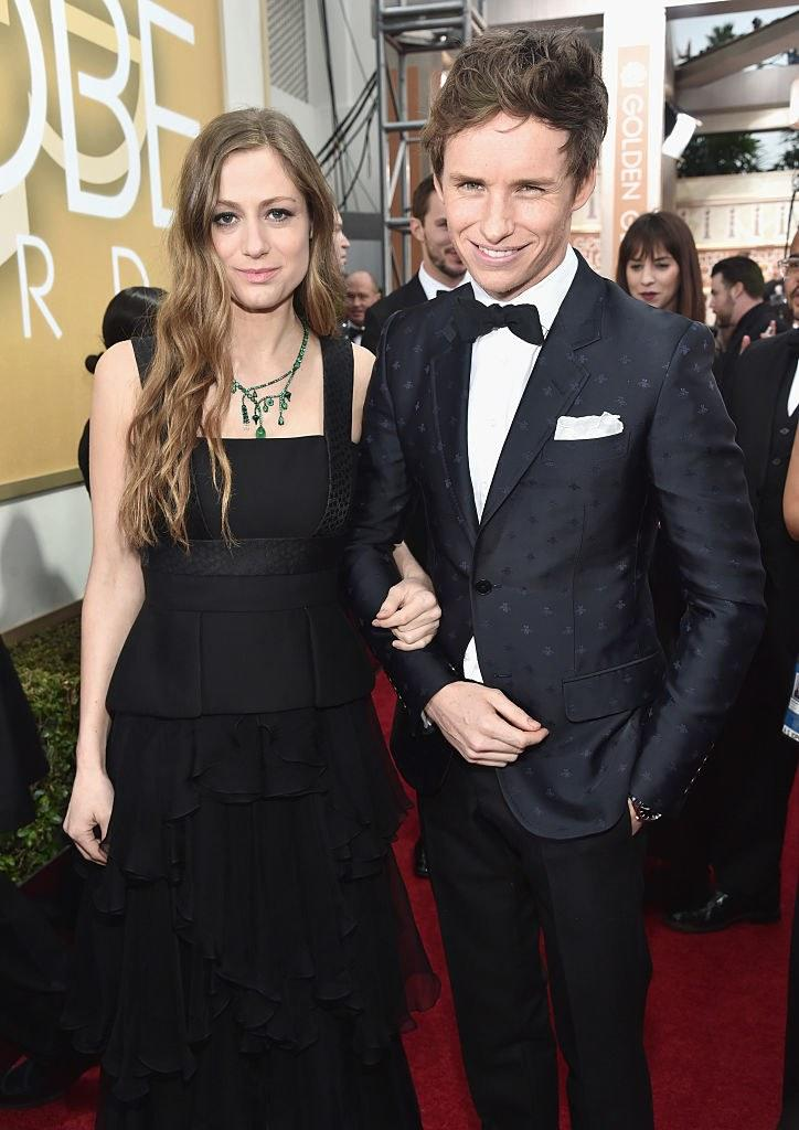 Actor Eddie Redmayne and PR executive Hannah Bagshawe, who've been married since 2014, welcomed their son Luke Richard into their family, which also includes their daughter Iris Mary, this March.