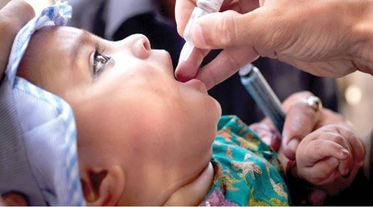 Polio vaccination team assualted, Polio team mistaken for NPR officials, NPR protests, Polio team assaulted delhi, Indian express