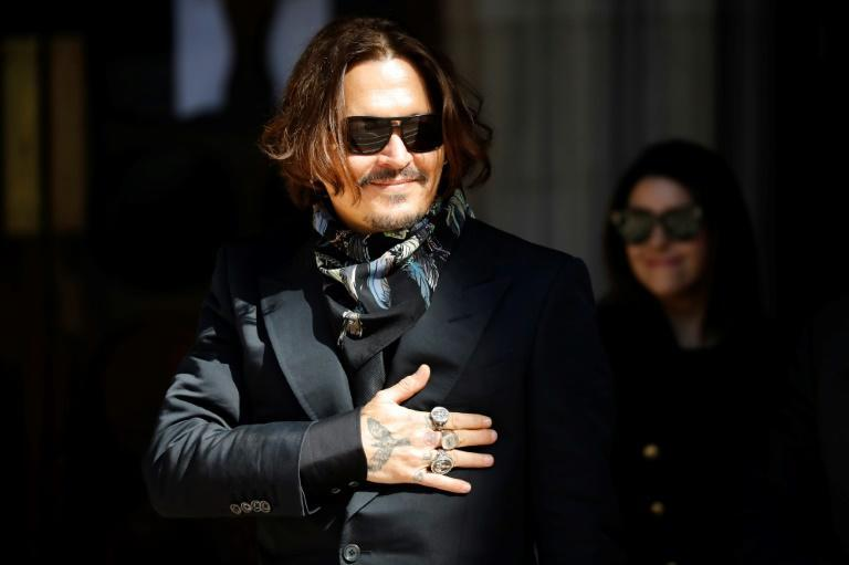 Depp's former partners, French actress and singer Vanessa Paradis, and Hollywood star Winona Ryder, have both said he was kind and non-violent