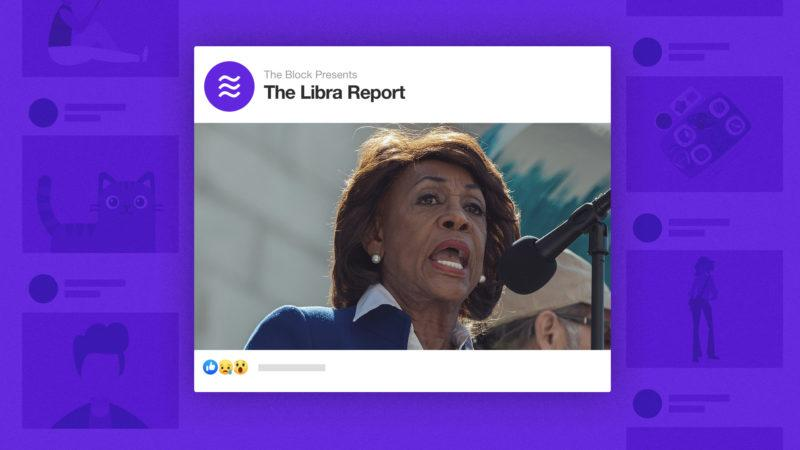 U.S. lawmakers are calling for Facebook to halt Libra development