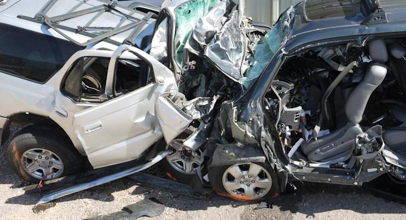 Fatal auto crashes are on the rise, recent data shows.