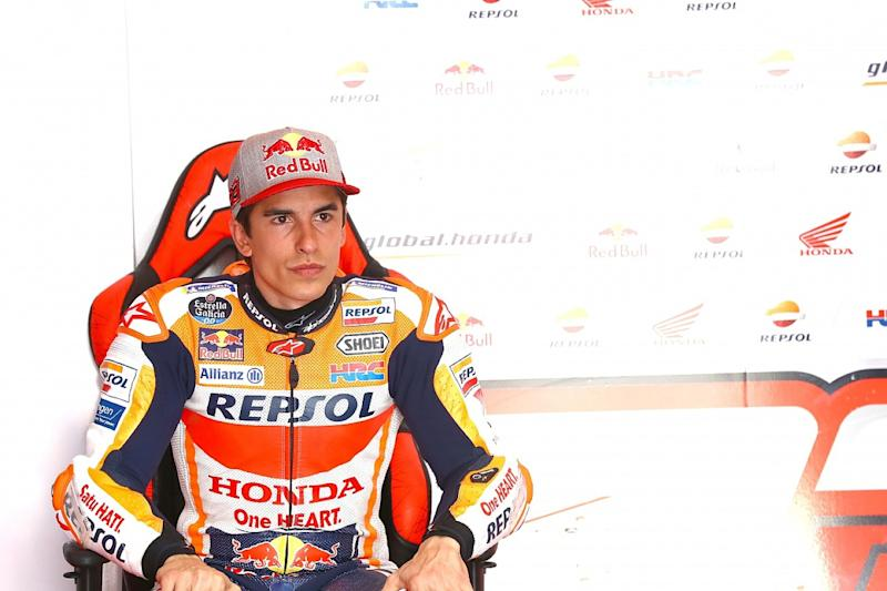 Marquez fastest as MotoGP returns to action