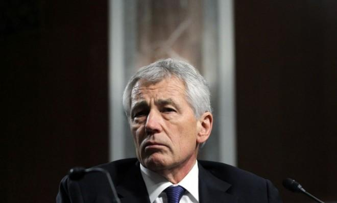 """Chuck Hagel did not receive money from """"Friend of Hamas"""" — indeed, the group seems to have been a joke made up by a New York Daily News reporter."""