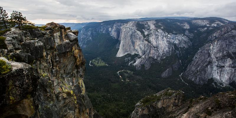 Indian couple ID'd in Yosemite National Park deaths