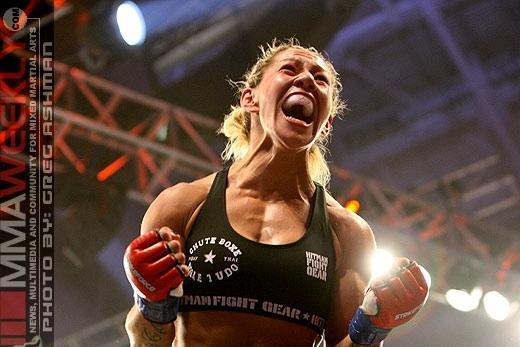Will the UFC Finally Pull the Trigger on a Cris Cyborg Fight in the Octagon?