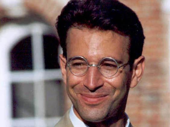 Wall Street Journal reporter Daniel Pearl was abducted and murdered in Karachi in January 2002 (AFP)