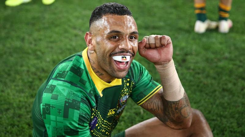 WORLD CUP 9S RUGBY LEAGUE