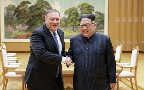 """North Korea hit out at US Vice President Mike Pence on Thursday, calling him """"ignorant and stupid"""" as the reclusive state made a renewed threat to cancel an upcoming summit between the two countries. Choe Son Hui, vice-minister of Foreign Affairs, released a statement via the state-run KCNA news agency lambasting a recent media interview Pence gave to Fox News. """"I cannot suppress my surprise at such ignorant and stupid remarks gushing out from the mouth of the US vice-president,"""" she said in the statement. In his Monday interview with Fox, Mr Pence warned North Korean leader Kim Jong-un that it would be a """"great mistake"""" to try to play Washington ahead of a planned summit with President Donald Trump next month in Singapore. He also said North Korea could end up like Libya, whose former leader Muammar Gaddafi was killed in an uprising years after giving up atomic weapons, """"if Kim Jong-un doesn't make a deal"""". Kim Jong-un has the USA and South Korea exactly where he wants them Choe responded to that interview with an angrily worded statement in which she slammed the """"unbridled and impudent remarks"""" from Mr Pence, adding Pyongyang would not be forced to the table by threats from Washington's leadership. """"We will neither beg the US for dialogue nor take the trouble to persuade them if they do not want to sit together with us,"""" she said. """"In case the US offends against our goodwill and clings to unlawful and outrageous acts, I will put forward a suggestion to our supreme leadership for reconsidering the DPRK-US summit,"""" she added, using the initials of North Korea's official name. Similar comments comparing North Korea to Libya from Trump's hawkish National Security Advisor John Bolton caused the first threat by Pyongyang last week to cancel the Singapore meeting. """"Whether the US will meet us at a meeting room or encounter us at nuclear-to-nuclear showdown is entirely dependent upon the decision and behavior of the United States,"""" Choe added. Rocket man: How Kim Jong-un """