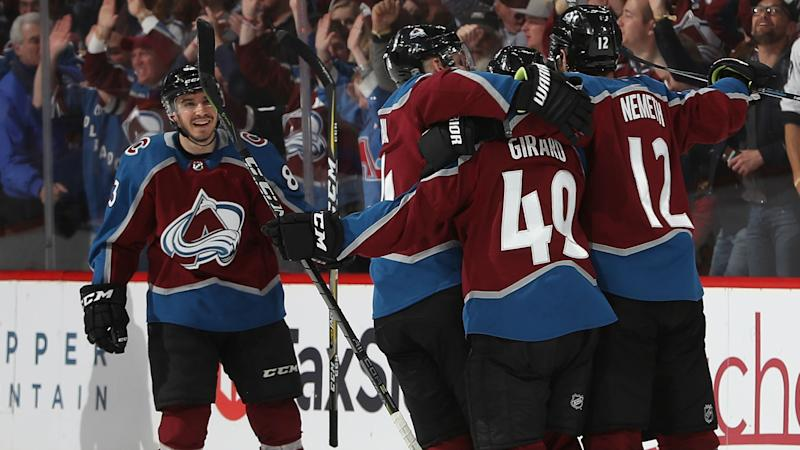 Four fun facts on Avalanche's improbable worst-to-playoffs turnaround