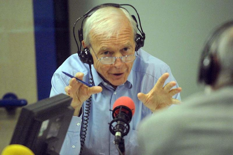 Off-air comments: John Humphrys: BBC News & Current Affairs via G