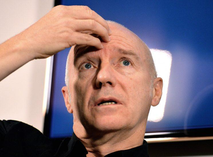 Midge Ure will vote but thinks the choices are poor. (PA)