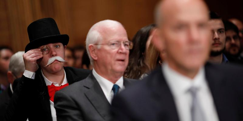 monopoly man equifax congress