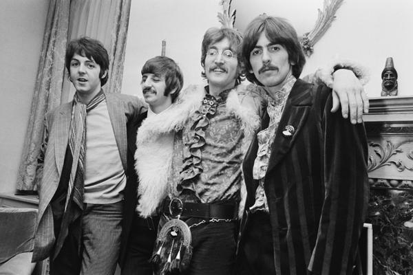 Beatles Guitar Going Up for Auction