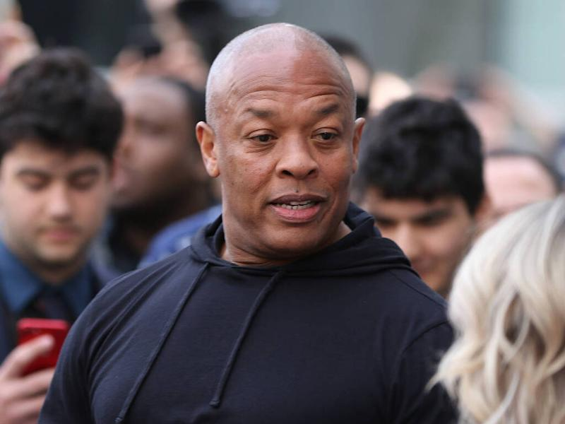 Dr. Dre's estranged wife seeking $2 million a month in spousal support - report