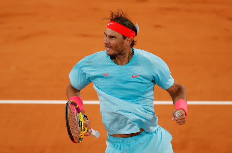 Nadal passes Sinner test to storm into French Open semi-finals