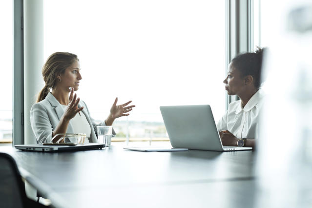 Staff should let their boss know if they are struggling. (Getty Images)