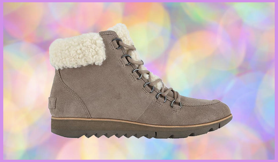 Save on these boots and more this weekend. (Photo: Zappos)