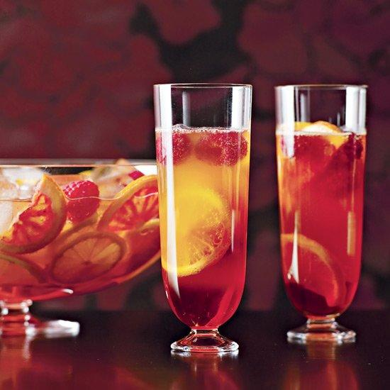 "<p>Agostino Perrone, head mixologist at London's luxurious Connaught Bar, created this simple sparkling punch. ""It would be a great aperitif for a large dinner party,"" says Wayne Collins; he recommends serving it in teacups.</p><p><a href=""https://www.foodandwine.com/recipes/italian-spritz-punch-cocktails-2010"">GO TO RECIPE</a></p>"